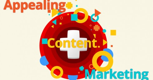 Appealing content marketing