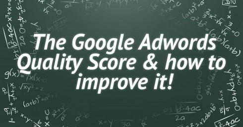 Improving your quality score