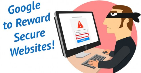 Google rewarding secure websites