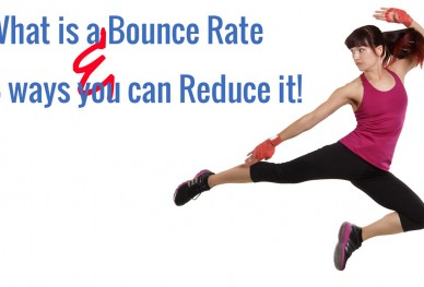 Reducing your websites bounce rate
