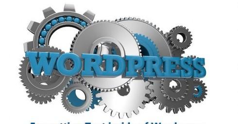 Formatting text in wordpress